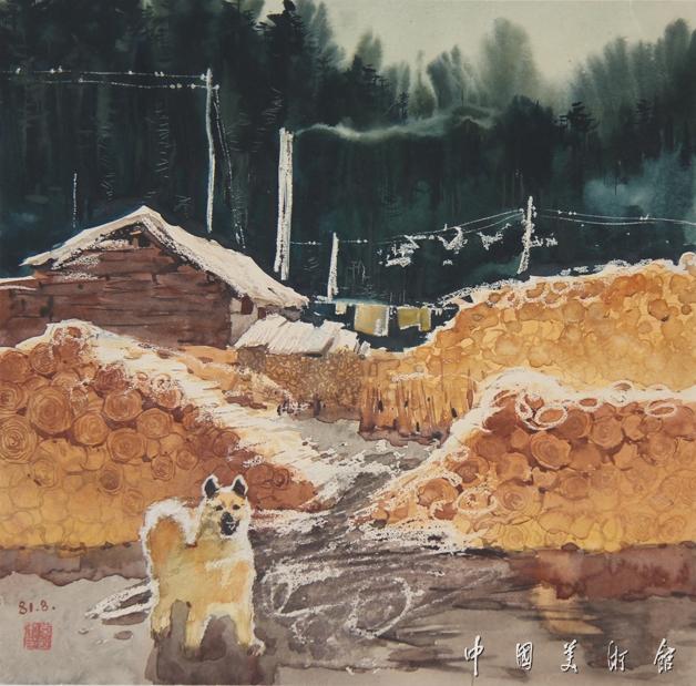 三人行·2013年中国水彩画家作品展