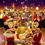 迪士尼的妙想圣诞壁纸