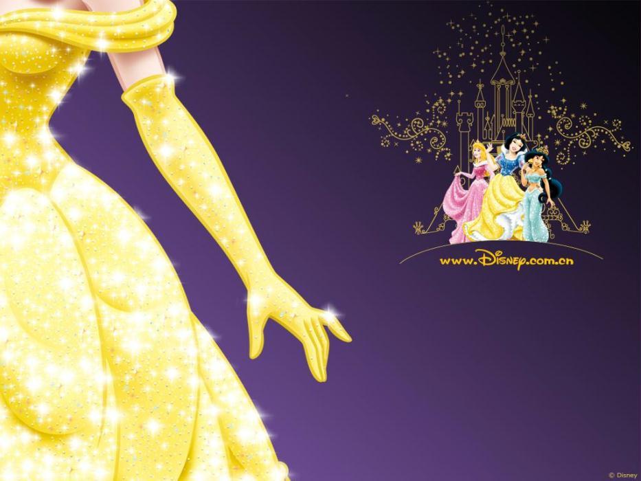 迪士尼 公主系列 高清壁纸欣赏