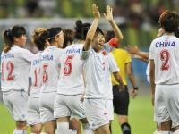 [高清组图]大运会女足半决赛 中国点球淘汰巴西