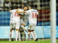 [高清组图]大运会中国女足加时2-1胜日本夺冠