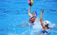 [高清组图]中国队夺得大运会女子水球冠军