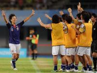 [高清组图]大运会男足决赛 日本两球完胜英国夺冠
