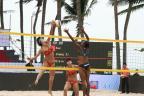 [高清组图]2011沙排亚锦赛中国女队首日告捷