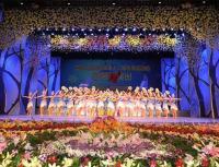 [高清组图]全国冬运会闭幕 哈尔滨蝉联金牌榜首