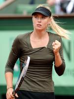 [高清组图]莎娃险遭逆转 2-1胜捷克猛女晋级8强