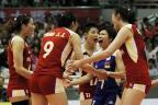 女排大奖赛中国获开门红3-0波多黎各