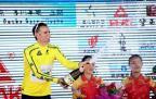 [高清组图]2012年环青海湖自行车赛 第二赛段