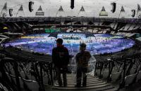 [高清组图]2012伦敦残奥会开幕式即将举行