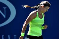 [高清组图]阿扎伦卡横扫菲利普肯斯晋级美网32强