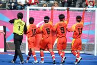[高清组图]残奥会盲人足球小组赛 中国大胜土耳其