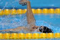 [高清组图]杨洋夺得男子200米自由泳S2级冠军