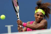 [高清组图]美国网球公开赛女单-小威晋级八强