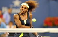 [高清组图]美国网球公开赛女单 小威晋级四强