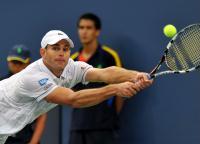 [高清组图]美国网球公开赛男单 罗迪克告别网坛