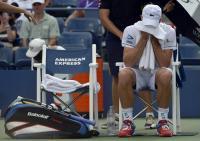 [高清组图]美网罗迪克无缘八强 结束网球生涯