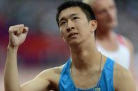 [高清组图]中国香港选手男子200米T36级夺银