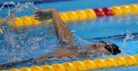 [高清组图]伦敦残奥杨洋50米自由泳S2级夺冠