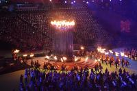 [高清组图]2012伦敦残奥会闭幕式举行