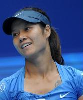 [高清组图]中国网球公开赛 李娜0-2不敌莎娃