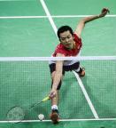 [高清组图]羽毛球印度公开赛:陶菲克止步16强