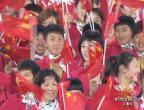 [高清组图]广州亚运会中国体育代表团入场