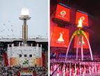 [高清组图]从北京到广州:亚运会开幕式辉煌再现