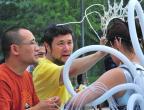 [高清组图]广州亚运会开幕式道具揭秘