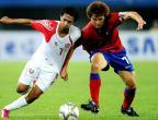 [高清组图]男足半决赛:阿联酋队战胜韩国队挺进决赛